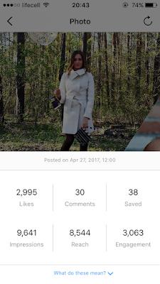 украинский блогер Instagram