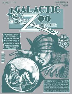 Galactic Zoo Dossier zine
