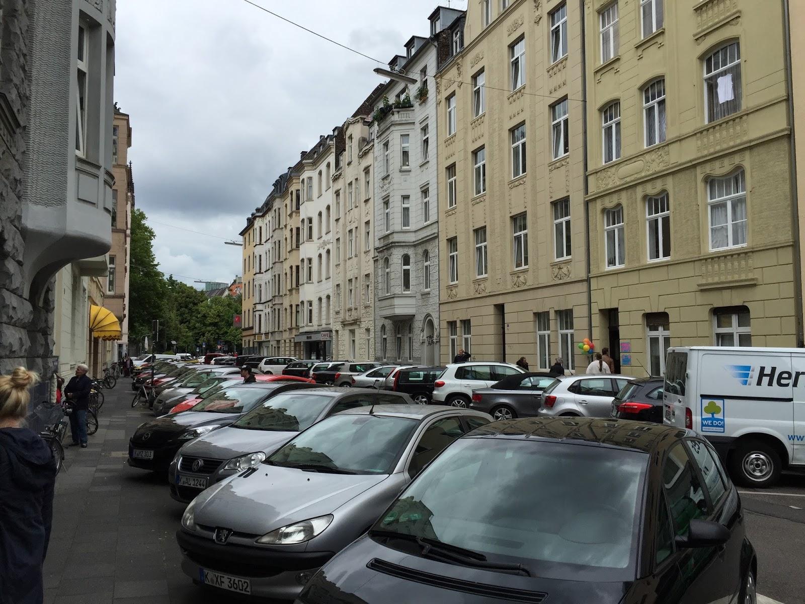 Hofflohmarkt Koln Agnesviertel