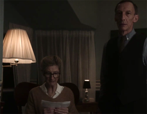 Julian Richings y Sheila McCarthy en Anything for Jackson