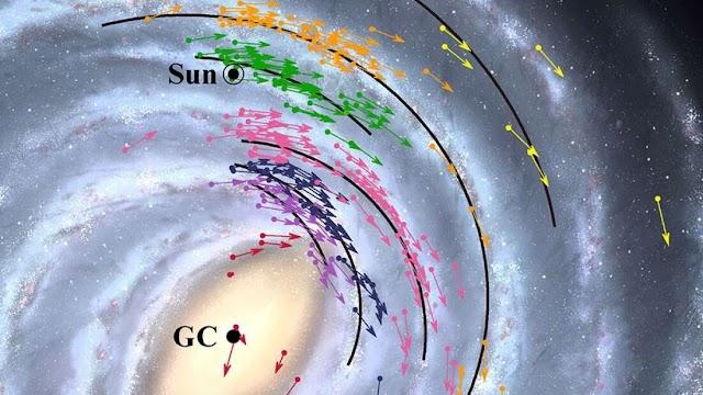 Η Γη είναι 2.000 έτη φωτός πιο κοντά στο κέντρο του Γαλαξία από ό, τι πιστεύαμε
