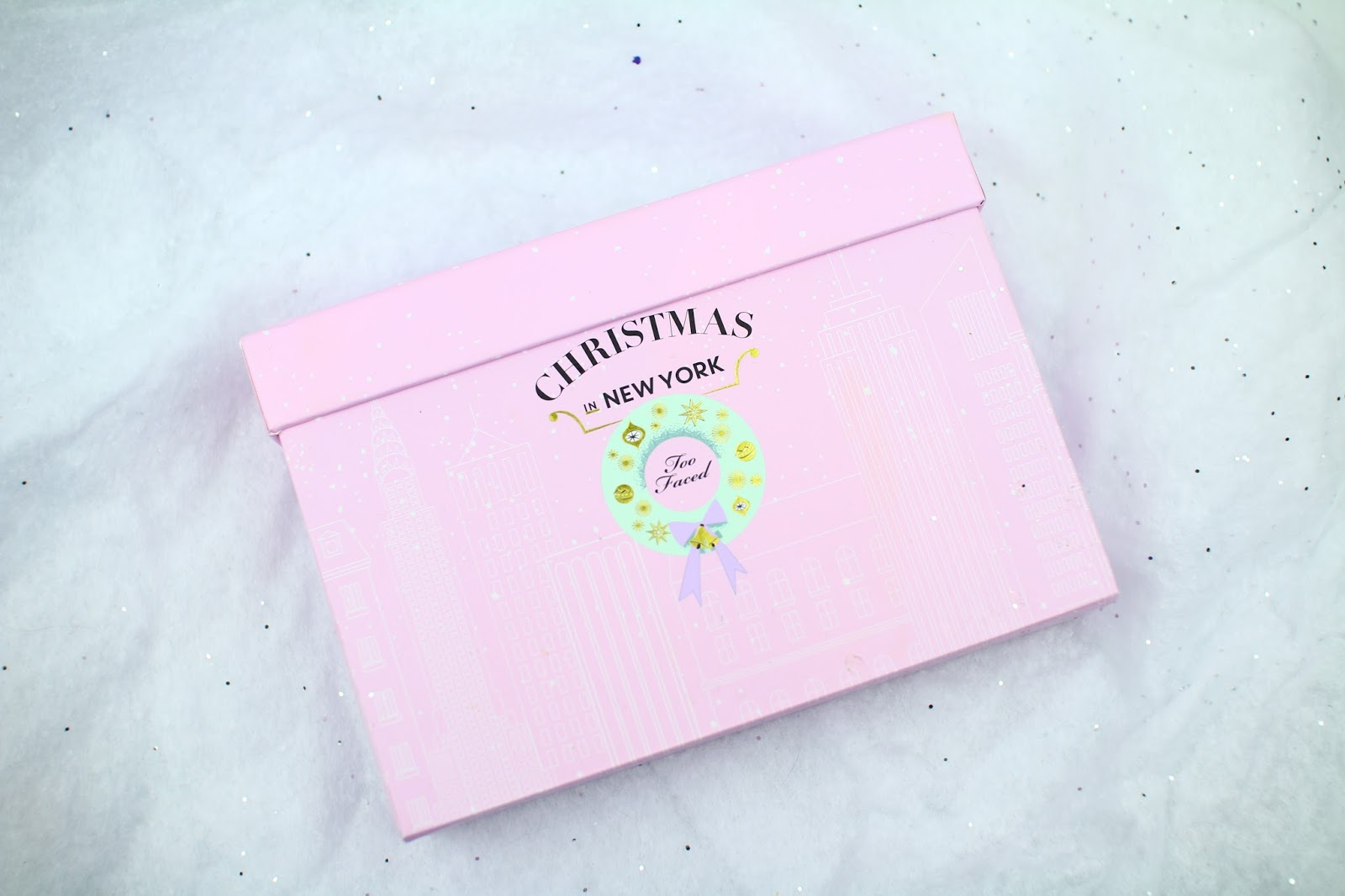 Too Faced Christmas In New York Merry Macarons Palette Beauty
