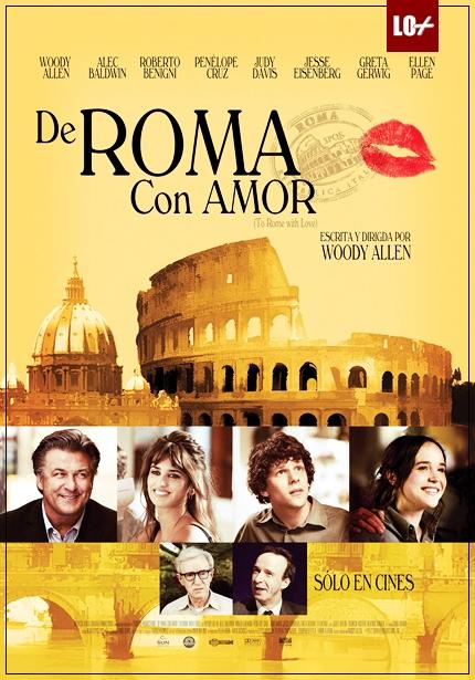 DE CINE: A Roma con amor 2
