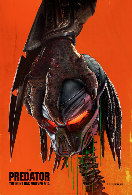 The Predator (2018) ταινιες online seires xrysoi greek subs