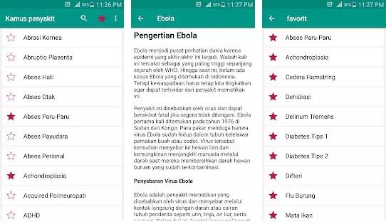 Aplikasi terminologi medis gratis untuk Android-5