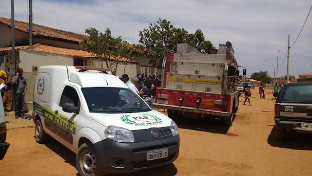 Segurança de creche em Janaúba ateia fogo em crianças; seis morrem, diz Corpo de Bombeiros
