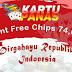 Event kartu panas freechips poker Gratis Rp 74.000 tanpa deposit