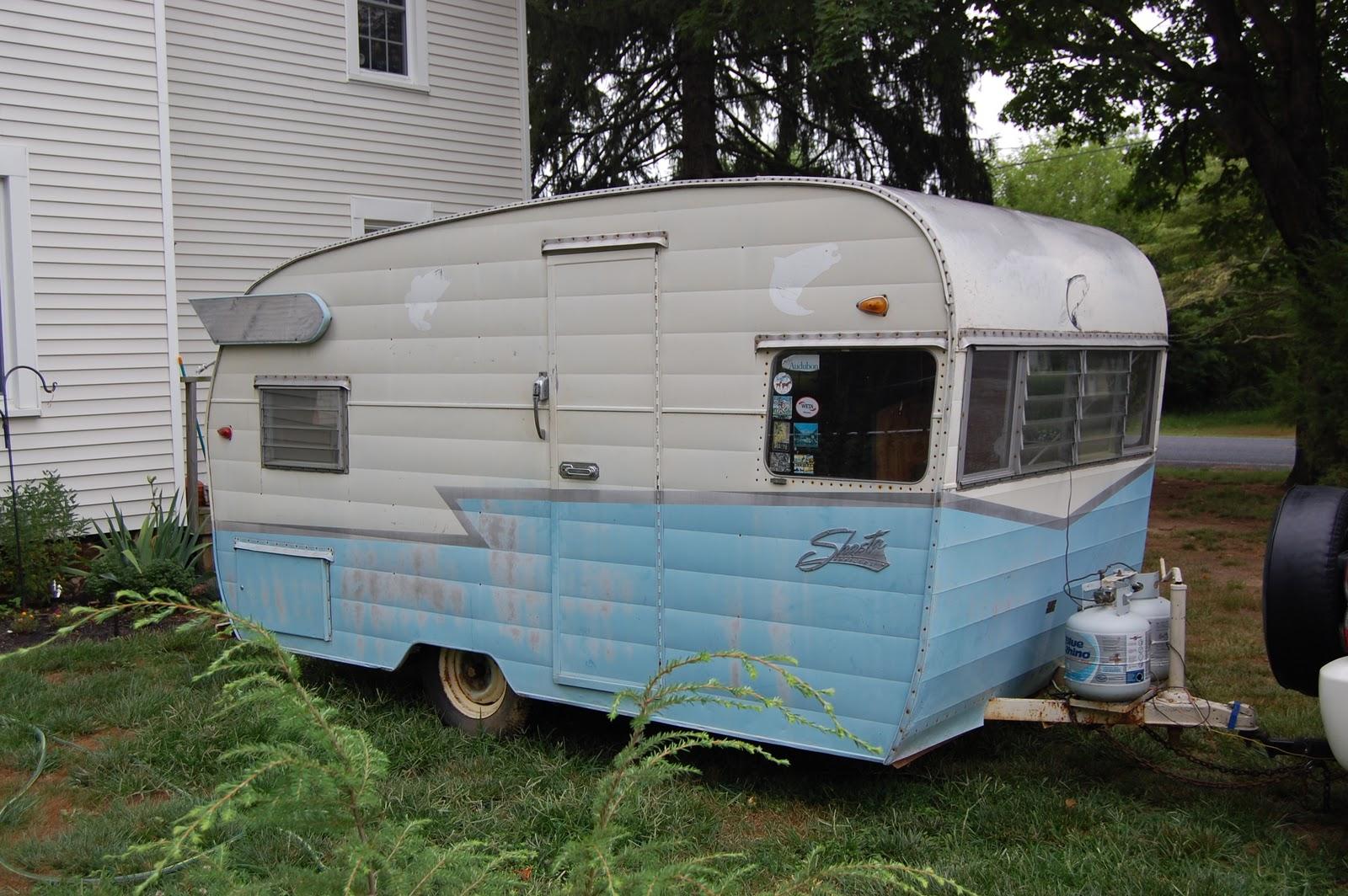 My FIRST Shasta camper