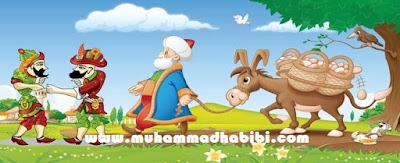 Humor Sufi: Memberi Nasehat Gratis   Nasruddin Hoja
