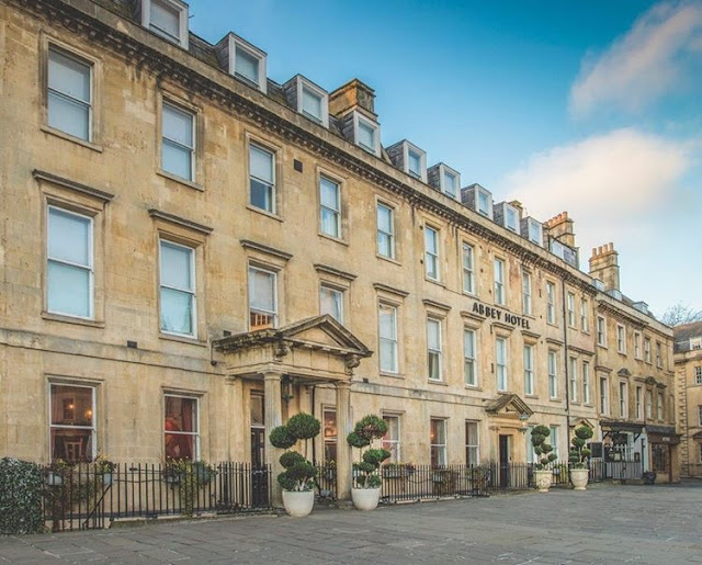 abbey hotel bath somerset review