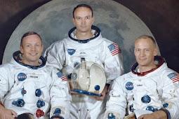 Setelah 50 Tahun Setelah Misi Bulan, Para Astronot Apollo Bertemu Kembali