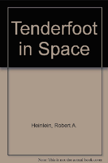 A Tenderfoot in Space pdf