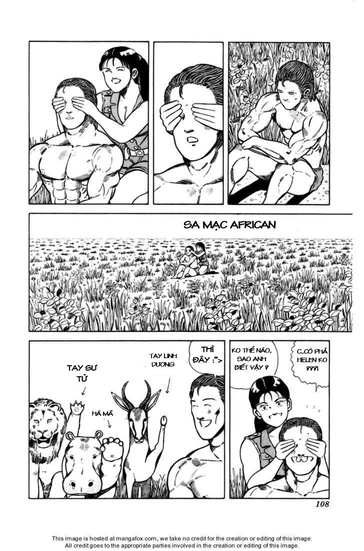 Chúa rừng Ta-chan chapter 14 trang 4