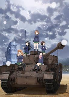 تقرير فيلم البنات والبانزر: الفصل الأخير الجزء السادس Girls & Panzer: Saishuushou Part 6