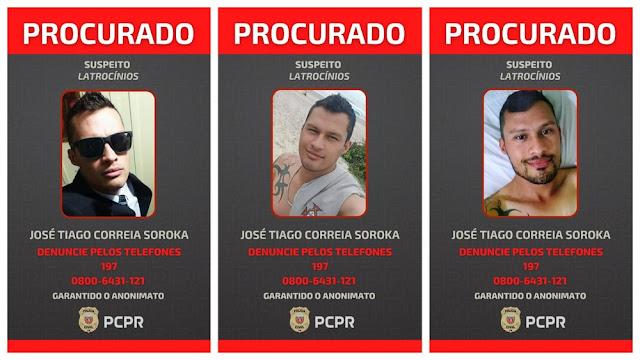 'É um serial killer', alerta delegada sobre suspeito de matar e roubar homossexuais em Curitiba e Santa Catarina