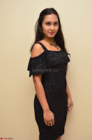 South Actress Amulya in short black dress at Kalamandir Foundation 7th anniversary Celebrations ~  Actress Galleries 032.JPG