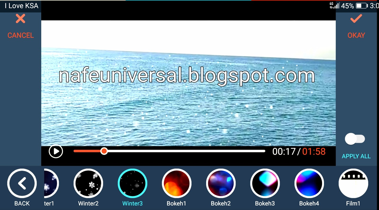 Top 5 video editing apps for smartphone - Nafe Universal