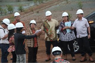 PTUN Bandung Gelar Pemeriksaan Lokasi Proyek PLTU 2