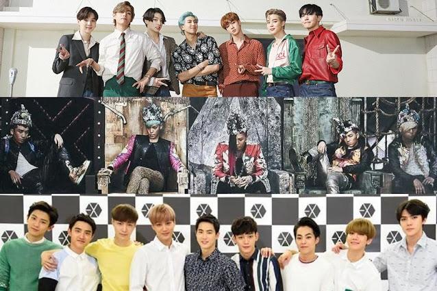 2010-2020 Arası En Etkileyici 10 Erkek Grup şarkısı
