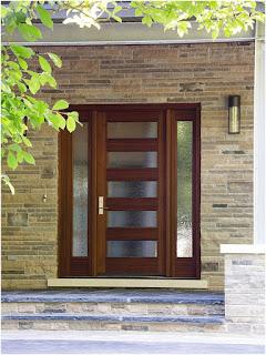 30 Model Pintu Rumah Minimalis terbaik