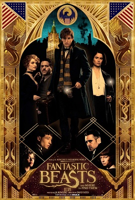 Fantastic Beasts and Where to Find Them 720p HDRip Dual Audio 1.2GB, Fantastic Beasts and Where to Find Them 2016 720p HC HDRip Hindi(Cam)English Dual Audio 1.2GB