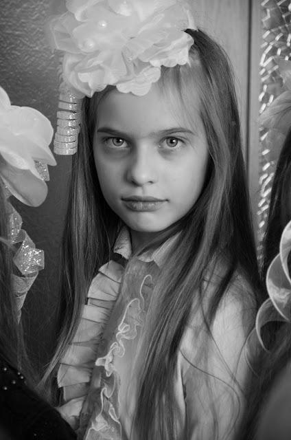 детский фотопортрет