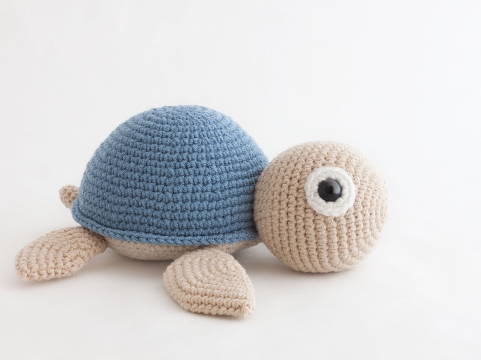 Amigurumi Sphere Tutorial : Mis PequiCosas: Una tortuga de agua