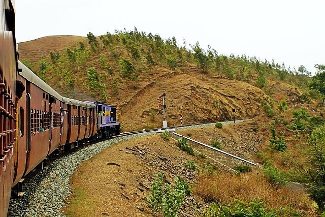 Gir Safari Route