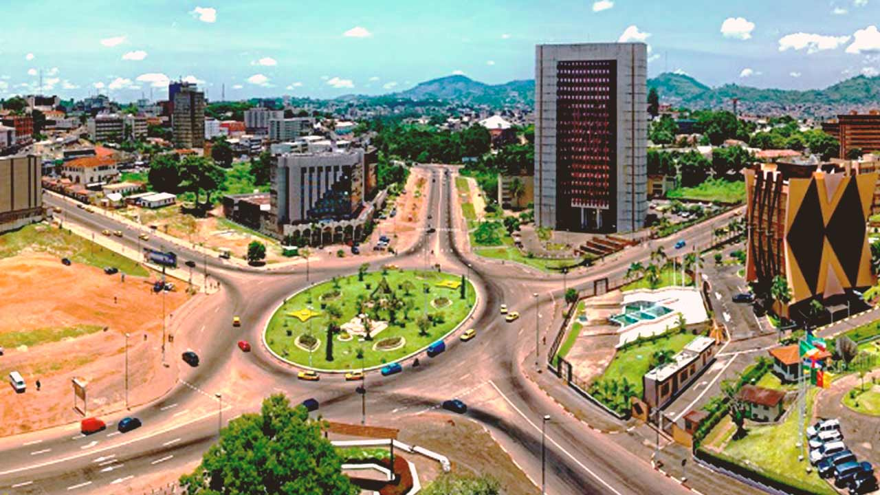 Yaounde republic of cameron in africa most richest nation in africa