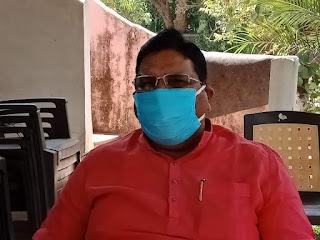 समाजसेवी राजेश पाठक और सहयोगियों की ओर से जिले को मिलेगी 10 लीटर की 40 ऑक्सीजन मशीनें