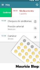 alarma de medicamentos app