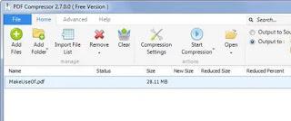 Cara Memperkecil Ukuran File PDF Online dan Offline dengan Mudah