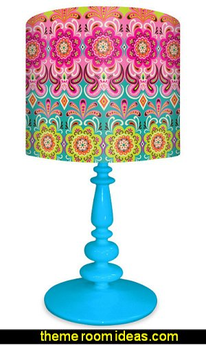 Oopsy-Daisy Blooms Table Lamp