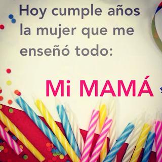 Feliz de Cumpleaños Mama