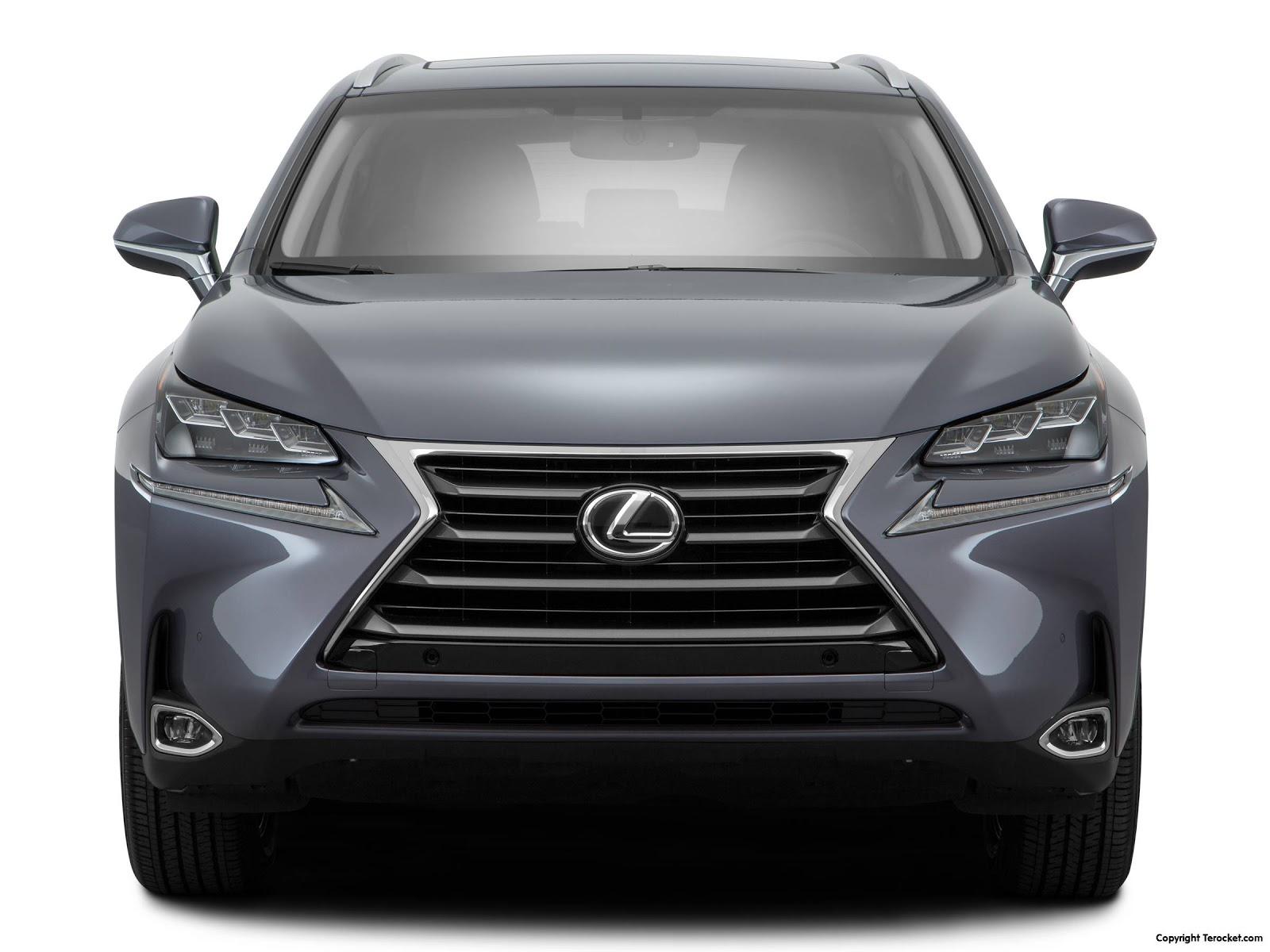 Logo Lexus trên lưới tản nhiệt sẽ phát sáng khi hoạt động