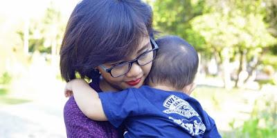 Istri Wajib BACA : Mengurus Anak Seorang Diri Saat Suami Sibuk Kerja, Aku Ikhlas