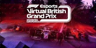 Gran premio F1 VirtualGP BritishGP 7-2-2021