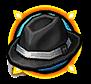 Agent Fedora Hat
