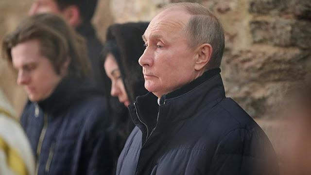 Vladimir Putin Sampaikan Belasungkawa Jatuhnya Sriwijaya Air SJ182