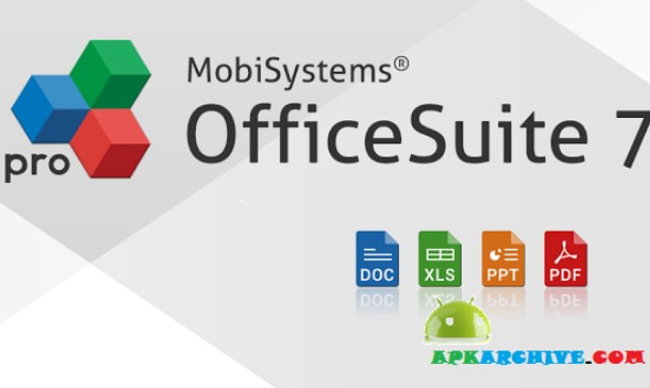 OfficeSuite Pro 7 Free Download on Android App
