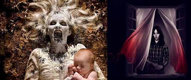 Korkunç Hikayeler Oku (Bebek Bakıcısı)