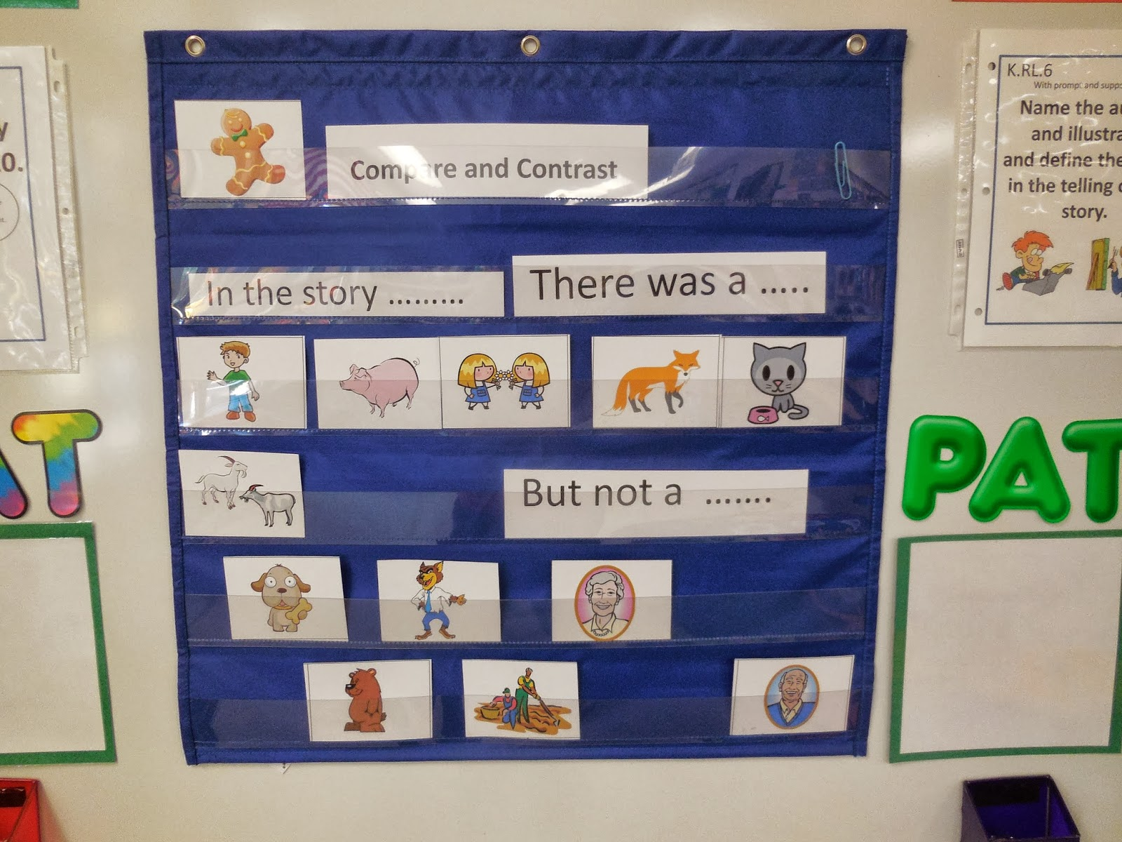 Creating Kindergarten Magic Gingerbread Man Fun