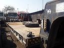 Gambar Sasi  Truck Dolly Trailer Pelabuhan Tanjung Priok