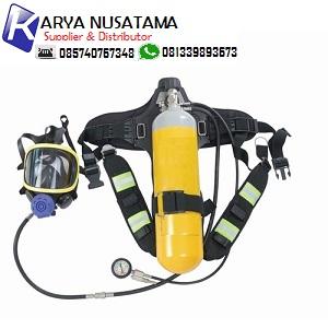 Jual Alat Bantu Pernafasan SCBA 6 Liter di Jambi