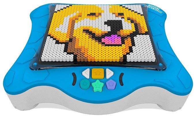 La revolucion definitiva al mundo del Hama, llega Smart Pixelator un dispositivo que pixela cualquier imagen para convertirla en mosaico de hama