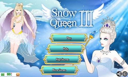 Snow Queen 3 free online game