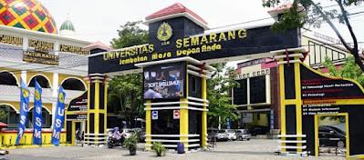 Universitas Semarang – Daftar Fakultas dan Program Studi