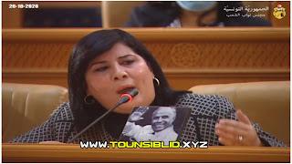 ( بالفيديو )عبير موسي: تونس تتجه نحو كارثة على كل المستويات وأمنها القومي مُهدّد