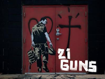 Green Day - 21 Guns Lyrics
