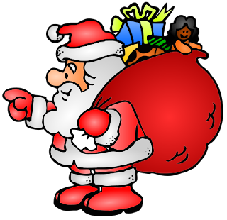Santa Claus Christmas Clip Art
